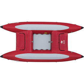 NRS Slice Paddle Catarrafts red